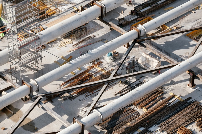 Watertight Plumbing & Drainage - Services - Industrial Projects
